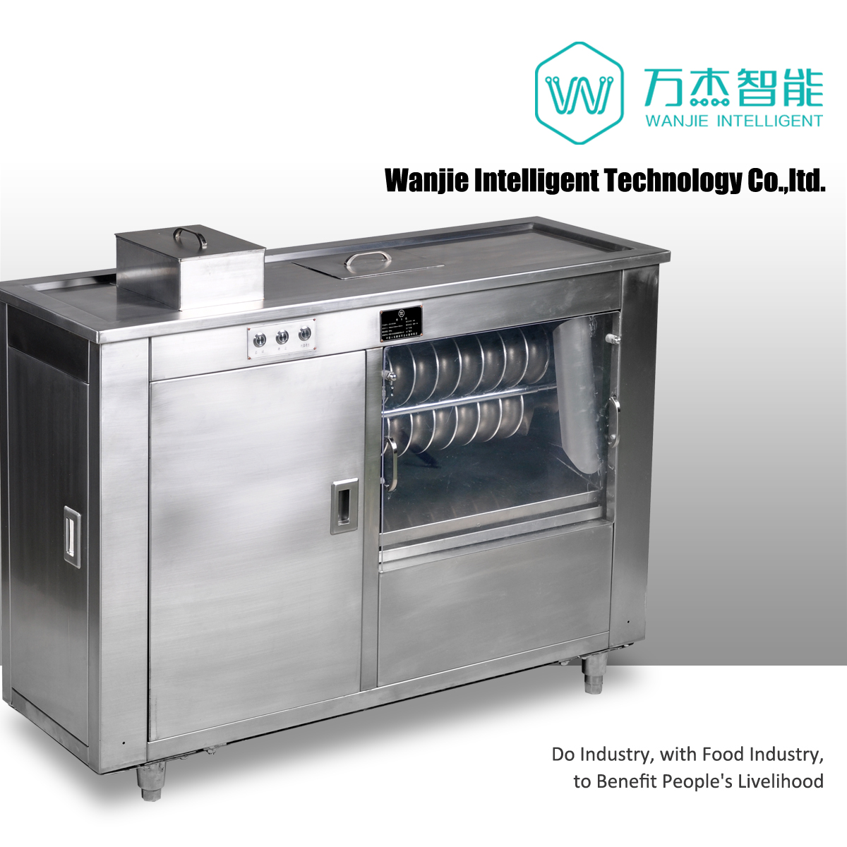 Steamed bun forming machine with factory price